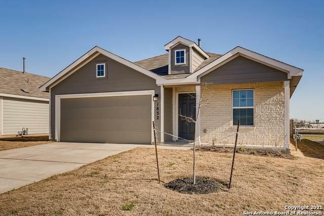 1832 Heather Glen Dr, New Braunfels, TX 78130 (MLS #1512020) :: The Lugo Group