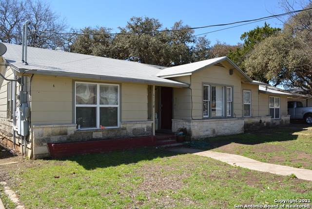 413 9th St, Blanco, TX 78606 (MLS #1512026) :: Concierge Realty of SA