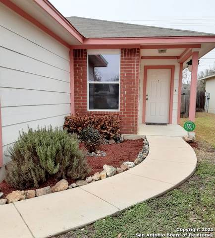 6627 Cougar Village, San Antonio, TX 78242 (MLS #1512032) :: Keller Williams City View