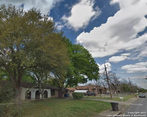 2715 Jupe Dr, San Antonio, TX 78222 (MLS #1512044) :: The Real Estate Jesus Team
