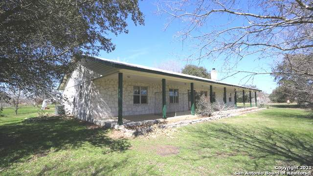 232 & 302 Cemetery Lane, La Vernia, TX 78121 (MLS #1512047) :: The Lopez Group