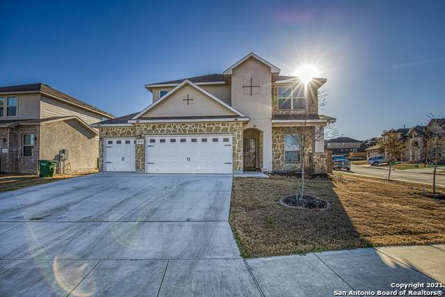 15219 Comanche Mist, San Antonio, TX 78233 (MLS #1512049) :: The Gradiz Group
