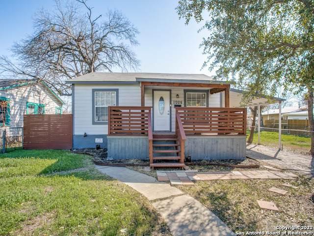 1006 W Rosewood Ave, San Antonio, TX 78201 (MLS #1512057) :: Vivid Realty
