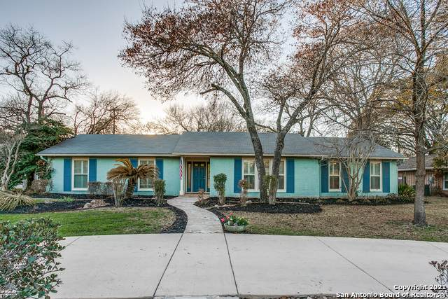 2303 Kenilworth Blvd, San Antonio, TX 78209 (MLS #1512069) :: The Gradiz Group