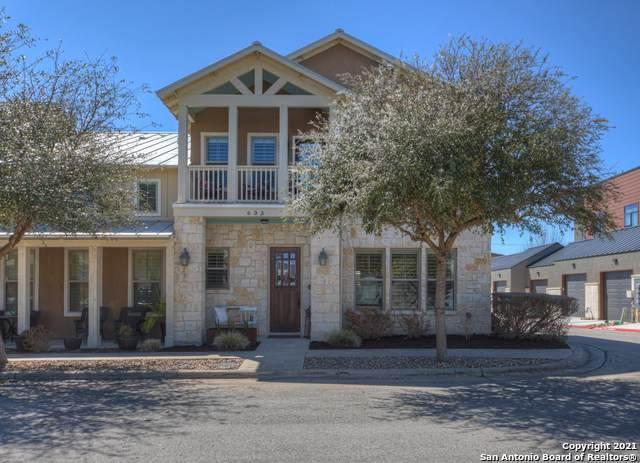 635 Stadtbach St, New Braunfels, TX 78130 (MLS #1512089) :: 2Halls Property Team | Berkshire Hathaway HomeServices PenFed Realty