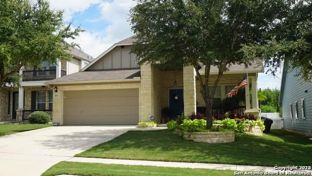 533 Brook Shadow, Cibolo, TX 78108 (MLS #1512097) :: The Real Estate Jesus Team