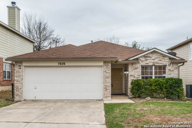 7626 Parkwood Way, San Antonio, TX 78249 (MLS #1512104) :: Santos and Sandberg