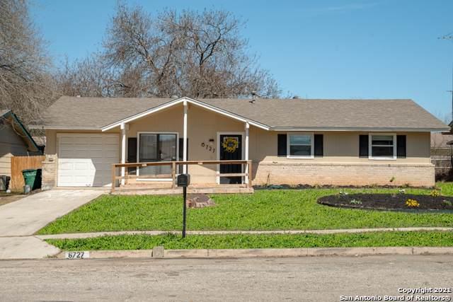 6727 Spring Lark St, San Antonio, TX 78249 (MLS #1512135) :: Sheri Bailey Realtor