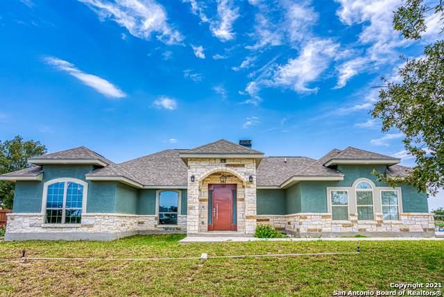 124 Carrizo Rdg, Floresville, TX 78114 (MLS #1512144) :: Vivid Realty