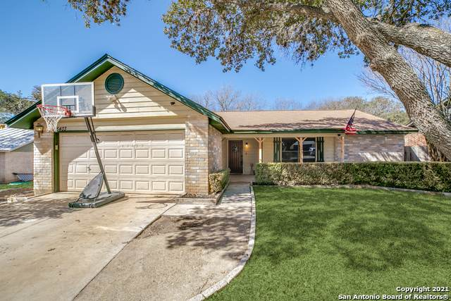 5403 Timber Canyon St, San Antonio, TX 78250 (MLS #1512164) :: Sheri Bailey Realtor