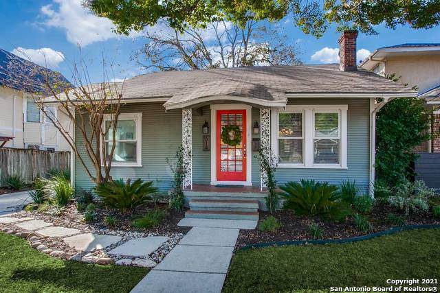 314 Normandy Ave, Alamo Heights, TX 78209 (MLS #1512171) :: Keller Williams City View