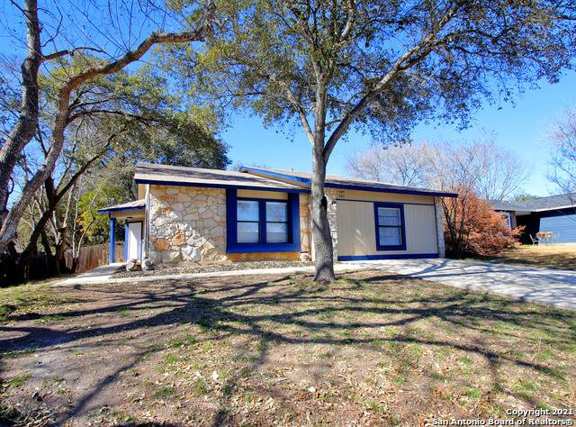 5411 Vista Court Dr, San Antonio, TX 78247 (MLS #1512173) :: 2Halls Property Team | Berkshire Hathaway HomeServices PenFed Realty