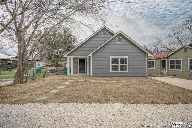 406 Ada, San Antonio, TX 78223 (MLS #1512178) :: Vivid Realty