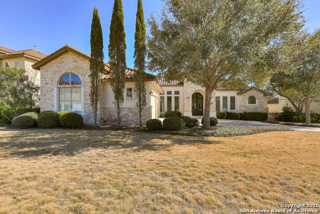 17814 Wild Basin, San Antonio, TX 78258 (MLS #1512180) :: The Gradiz Group