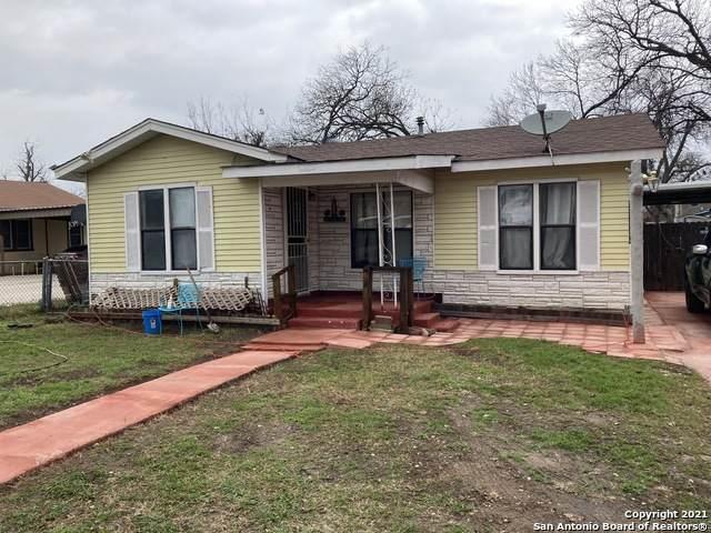 1223 Division Ave, San Antonio, TX 78225 (MLS #1512181) :: Concierge Realty of SA