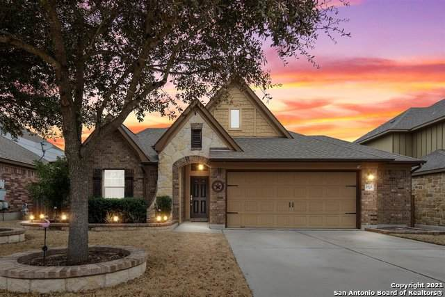 2612 Santa Barbara Loop, Round Rock, TX 78665 (MLS #1512185) :: The Mullen Group | RE/MAX Access