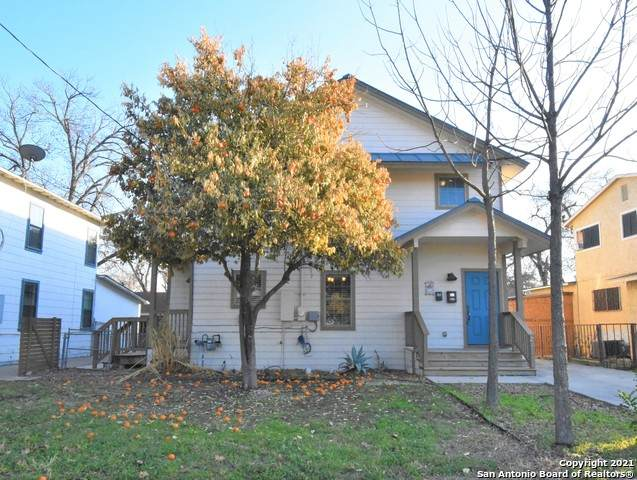 618 S Park Blvd, San Antonio, TX 78204 (MLS #1512189) :: 2Halls Property Team | Berkshire Hathaway HomeServices PenFed Realty