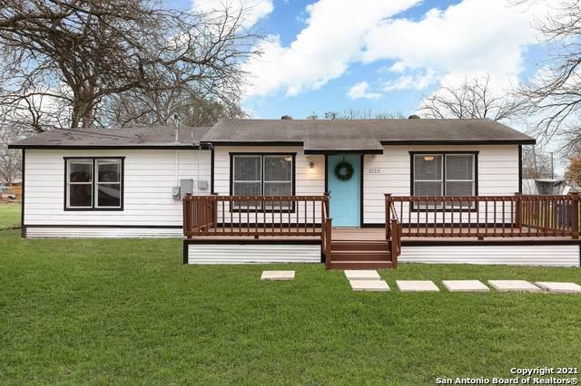 1023 Bernard Dr, San Antonio, TX 78221 (MLS #1512191) :: Concierge Realty of SA