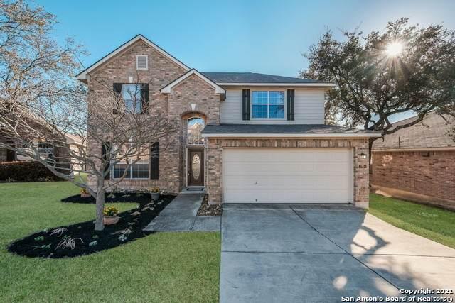 2814 Silverton Ct, San Antonio, TX 78261 (MLS #1512219) :: Sheri Bailey Realtor