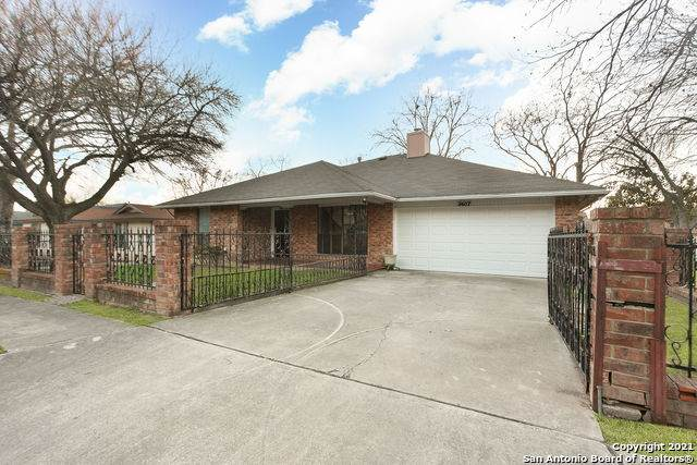 3607 Hallie Ave, San Antonio, TX 78210 (MLS #1512252) :: The Gradiz Group