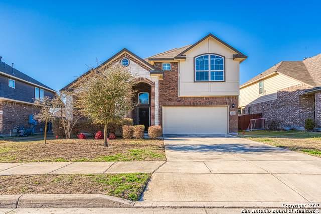 2813 Mistywood Ln, Schertz, TX 78108 (MLS #1512257) :: Sheri Bailey Realtor