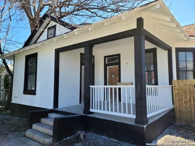1012 Dawson St, San Antonio, TX 78202 (MLS #1512297) :: Sheri Bailey Realtor