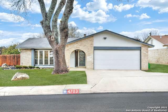 4703 Harpers Bend, San Antonio, TX 78217 (MLS #1512299) :: 2Halls Property Team | Berkshire Hathaway HomeServices PenFed Realty