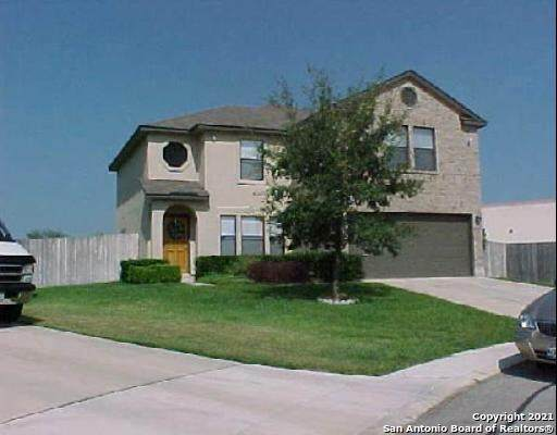 6315 Pioneer Point Dr, San Antonio, TX 78244 (MLS #1512310) :: 2Halls Property Team | Berkshire Hathaway HomeServices PenFed Realty