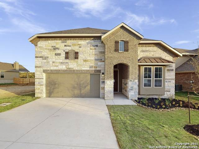 3219 Blenheim Park, Bulverde, TX 78163 (MLS #1512313) :: Alexis Weigand Real Estate Group
