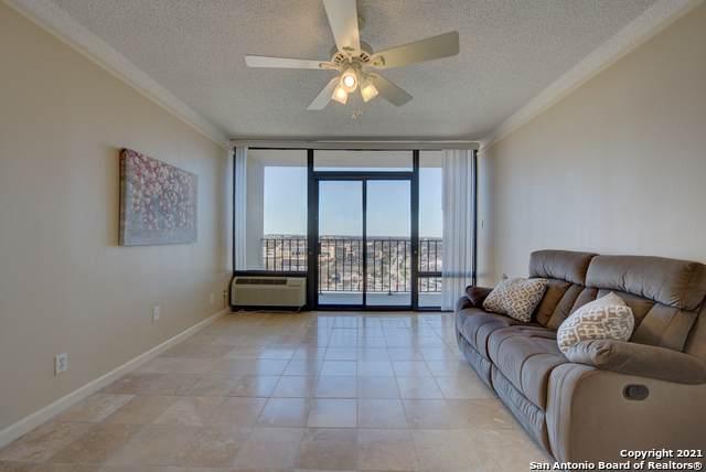 7701 Wurzbach Rd #2103, San Antonio, TX 78229 (MLS #1512336) :: Keller Williams City View