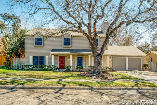 5822 Lost Crk, San Antonio, TX 78247 (MLS #1512353) :: Keller Williams City View