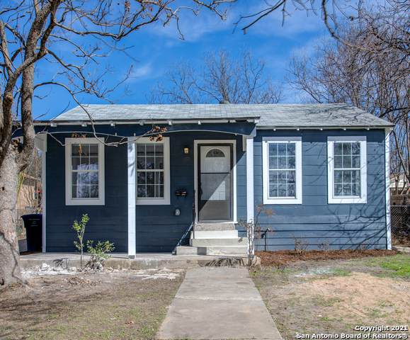 611 Sutton Dr, San Antonio, TX 78228 (MLS #1512356) :: The Lugo Group
