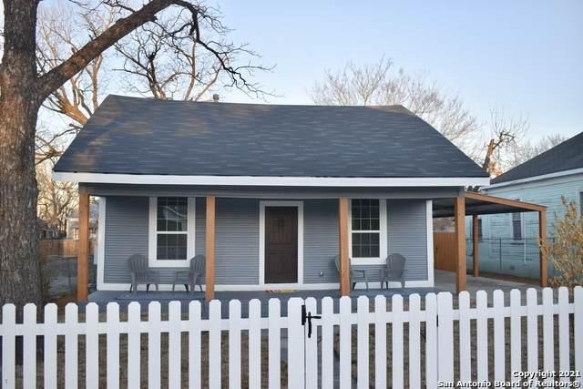218 Saint Charles, San Antonio, TX 78202 (MLS #1512359) :: The Mullen Group | RE/MAX Access