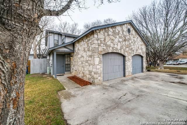 8515 Sir Lancelot #1, San Antonio, TX 78240 (MLS #1512364) :: Keller Williams Heritage
