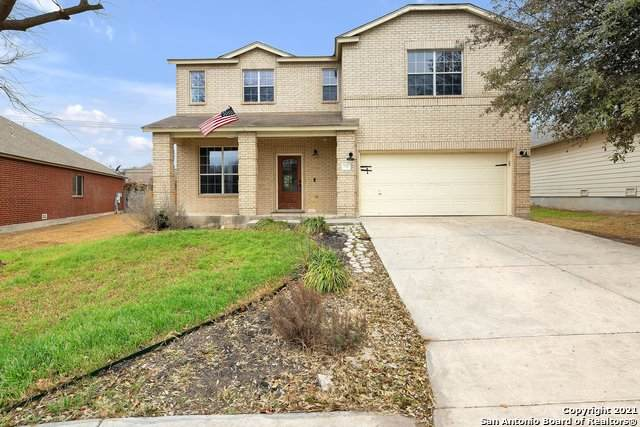 631 Moondance Peak, San Antonio, TX 78251 (MLS #1512373) :: Williams Realty & Ranches, LLC