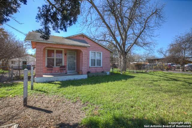 714 Division Ave, San Antonio, TX 78225 (MLS #1512376) :: Keller Williams City View