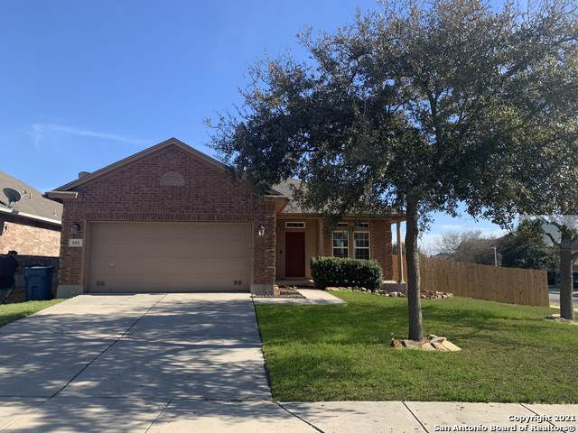 101 Dykes Ln, Cibolo, TX 78108 (MLS #1512384) :: Keller Williams City View