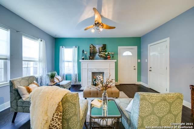 1838 W Gramercy Pl, San Antonio, TX 78201 (MLS #1512399) :: Keller Williams City View