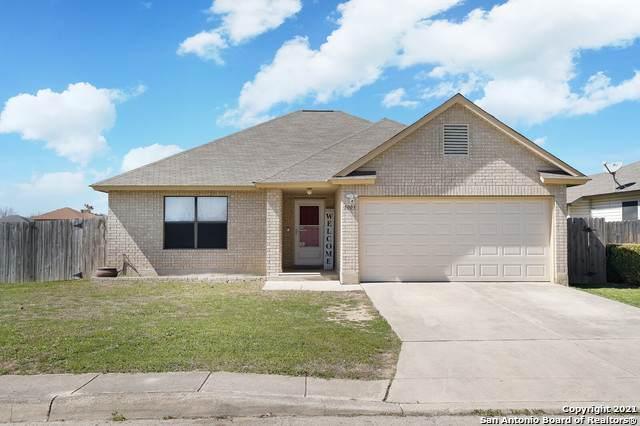 5003 Kayla Brook, San Antonio, TX 78251 (MLS #1512421) :: Vivid Realty