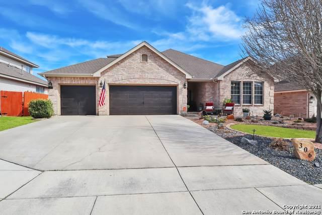 306 Perch Meadow, San Antonio, TX 78253 (MLS #1512451) :: Vivid Realty