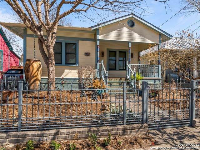 628 E Guenther St, San Antonio, TX 78210 (MLS #1512463) :: Exquisite Properties, LLC