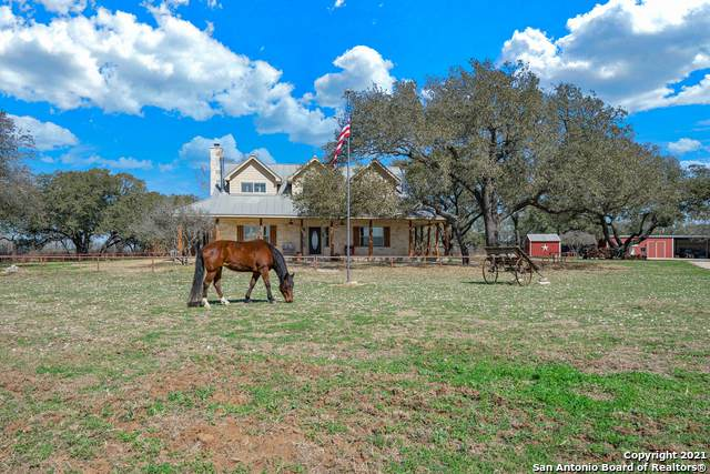 4450 Highway 173, Jourdanton, TX 78026 (MLS #1512531) :: Santos and Sandberg