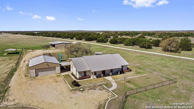 400 Windmill, Burnet, TX 78611 (MLS #1512556) :: Keller Williams City View