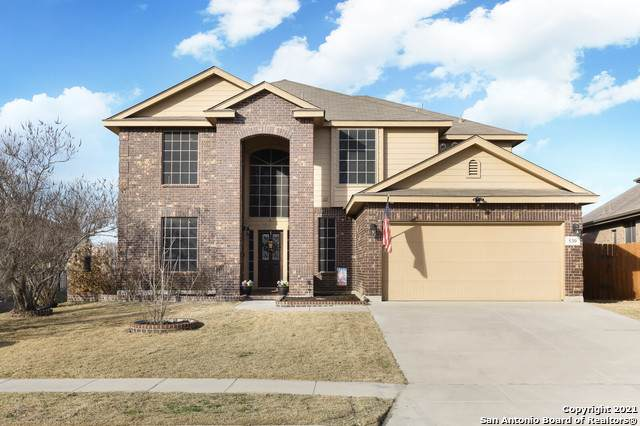 530 Sea Headrig Dr, Cibolo, TX 78108 (MLS #1512595) :: The Lopez Group