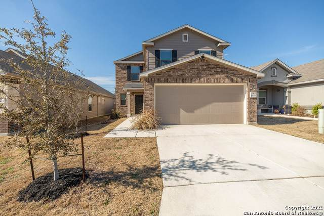 4619 Trevor Way, San Antonio, TX 78217 (MLS #1512614) :: Williams Realty & Ranches, LLC