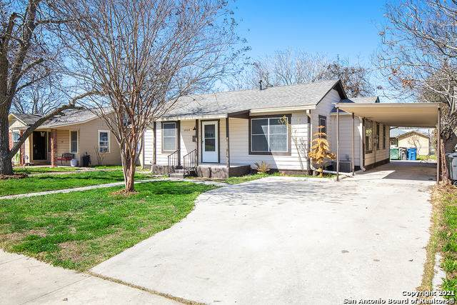 1919 Mckinley Ave, San Antonio, TX 78210 (MLS #1512629) :: Keller Williams City View