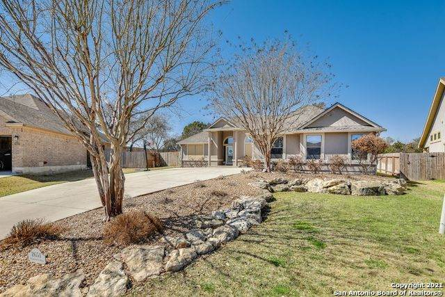 2651 Wilderness Way, New Braunfels, TX 78132 (MLS #1512634) :: HergGroup San Antonio Team