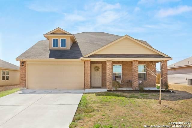 1641 Nolte Farms Dr, Seguin, TX 78155 (MLS #1512641) :: Keller Williams City View