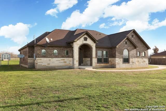 9015 Real Rd, San Antonio, TX 78263 (MLS #1512670) :: Keller Williams Heritage