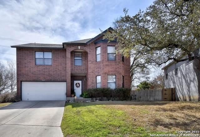 18507 Paloma Wood, San Antonio, TX 78259 (MLS #1512676) :: Keller Williams City View